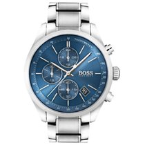 Hugo Boss Steel 44mm Quartz 1513478 new