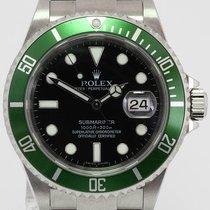 Rolex 16610 LV Stahl Submariner Date