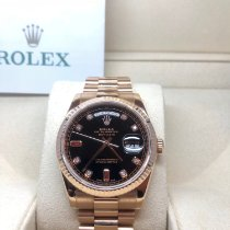 Rolex Day-Date 36 Rose gold 36mm Pink United Kingdom, vale of glamorgan