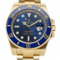 Rolex Submariner Date new Automatic Watch with original box and original papers 116618