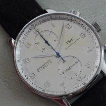 IWC Portugieser Chronograph 3714 2007 gebraucht