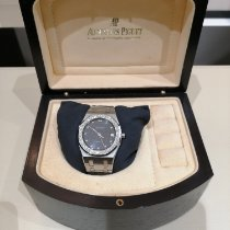 Audemars Piguet 4100ST Steel Royal Oak 36mm pre-owned