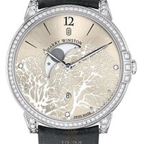 Harry Winston Midnight White gold 39mm Gold