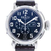 Zenith Pilot Type 20 Annual Calendar Steel 48mm Black