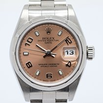 Rolex Oyster Perpetual Lady Date Acero 26mm