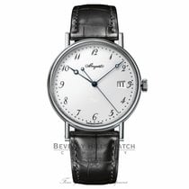 Breguet White gold 38mm Automatic 5177BB/29/9V6 new