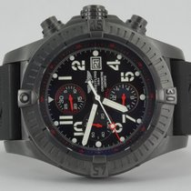Breitling Super Avenger new 2008 Automatic Chronograph Watch with original box and original papers M13370