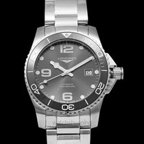 Longines HydroConquest Steel 41.00mm Grey United States of America, California, San Mateo