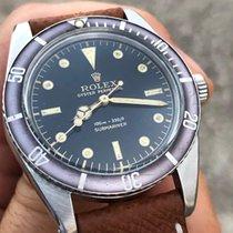 Rolex 5508 Stal 1962 Submariner (No Date) 37mm używany