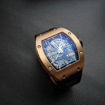 Richard Mille RM 029 Oro rosado 48mm Transparente Árabes