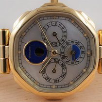 Gérald Genta Yellow gold 36mm Quartz G.2902 pre-owned