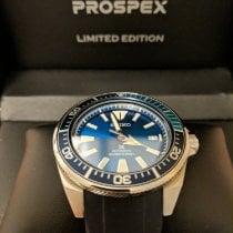 Seiko Prospex Steel Blue United States of America, New York, New York