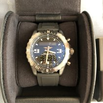 Breitling Chronospace Military Steel 46mm Black United States of America, Alabama, Manalapan