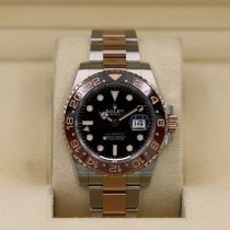 Rolex GMT-Master II Gold/Steel 40mm Black No numerals United States of America, Tennesse, Nashville