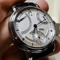 Maurice Lacroix Masterpiece Steel 43mm Silver United States of America, North Carolina, Winston Salem