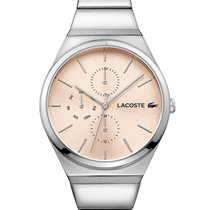Lacoste Steel 38mm Quartz 2001038 new