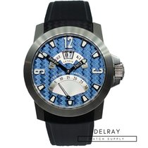 Pierre Kunz Steel 44mm Automatic GO16 new United States of America, Florida, Hallandale Beach