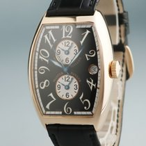 Franck Muller Yellow gold 34mm Automatic 6850MB pre-owned