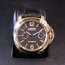 Panerai Luminor oro giallo yellow gold