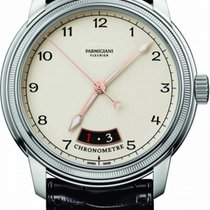 Parmigiani Fleurier Toric new 2019 Automatic Watch with original box and original papers PFC423-1202400-HA1441