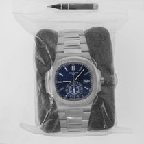 パテック フィリップ Nautilus 40th Anniversary Edition White Gold Watch...