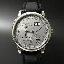 A. Lange & Söhne Lange 1 Timezone Platinum