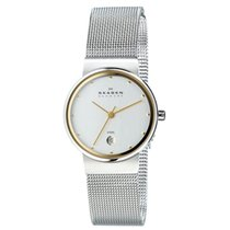Skagen 26mm Quartz new Silver