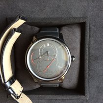 ジャケドロー グラン・セコンド J027035240 未使用 セラミック 44mm 自動巻き