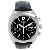 TAG Heuer Monza pre-owned 37mm Steel