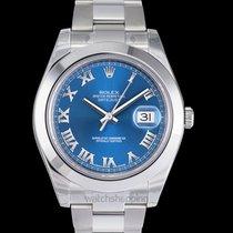 Rolex Datejust II Azul
