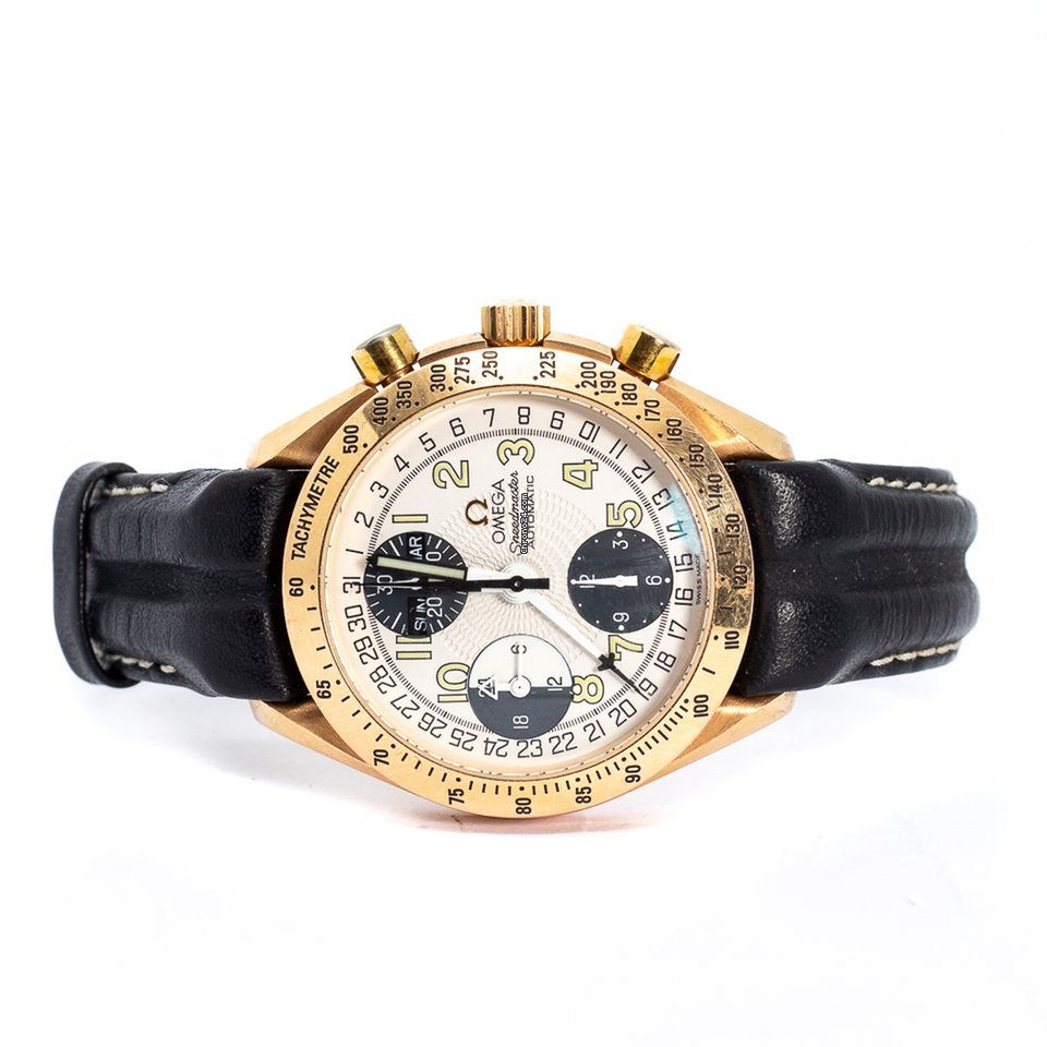e22bb10a0df Comprar relógios Omega Ouro rosa