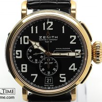 Zenith Pilot Type 20 Annual Calendar Rose gold 48mm Black United Kingdom, London