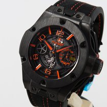 Hublot Big Bang Ferrari Carbon 45mm Transparent Arabisch Deutschland, Weißenhorn