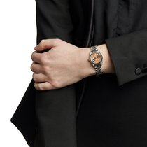 Rolex Witgoud Automatisch Bruin 26mm tweedehands Lady-Datejust