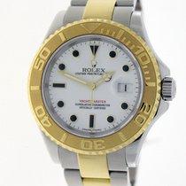 Rolex Yacht-Master 40 Gold/Stahl 40mm Keine Ziffern Österreich, Wien