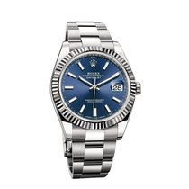 Rolex Datejust II Acier 41mm Bleu France, Paris