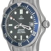 Omega 2551.80.00 Steel Seamaster Diver 300 M 36mm pre-owned