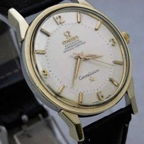 Omega Constellation Steel