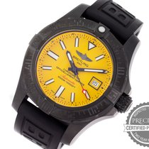 Breitling Avenger II Seawolf Steel 45mm Yellow No numerals United States of America, Pennsylvania, Willow Grove