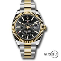 Rolex Sky-Dweller 326933 2018 pre-owned