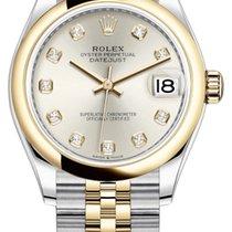 Rolex Datejust nieuw Automatisch Horloge met originele doos en originele papieren