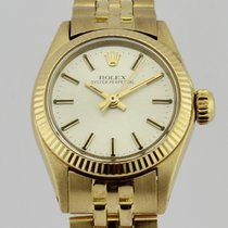 Rolex Oyster Perpetual 6619 1969 usado
