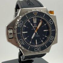 Omega Seamaster PloProf Steel 55mm Black No numerals