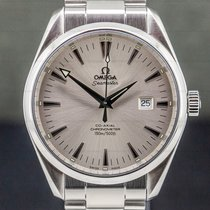 Omega Seamaster Aqua Terra Steel 42mm Silver United States of America, Massachusetts, Boston