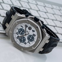 Audemars Piguet 26170ST.OO.D305CR.01 Steel Royal Oak Offshore Chronograph 42mm pre-owned United States of America, New York, NewYork