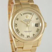 Rolex Day-Date 36 118208 Sehr gut Gelbgold 36mm Automatik Deutschland, Heilbronn