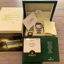 Rolex 16610LN Staal 2005 Submariner Date 40mm tweedehands