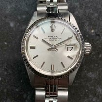 Rolex Oyster Perpetual Lady Date Steel 24mm Silver United States of America, California, Beverly Hills