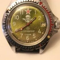 Vostok Steel 38mm Manual winding pre-owned