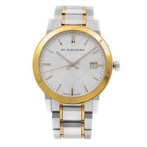 Burberry Steel 38mm Quartz pre-owned United States of America, New York, New York